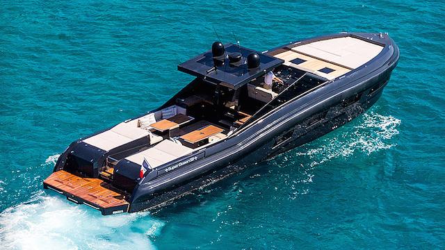 Boat Show Palma SuperOcean 58