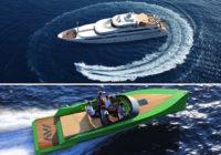 5 barcos que sorprendieron en el Boat Show Palma
