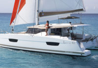 Fountaine Pajot Lucia 40: confort y rendimiento