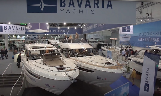 Bavaria R40 Coupe: A primera vista | Vídeo