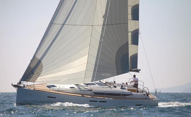 charter Jeanneau Sun Odyssey 449