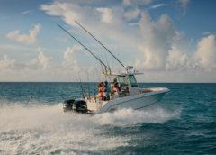 Boston Whaler 280 Outrage: ¡a pescar!