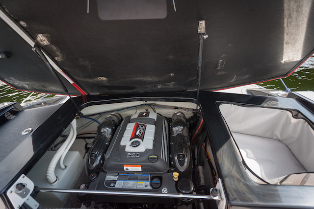Prueba Glastron 229 GTS