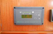 Conocer el consumo eléctrico del barco