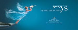 Monaco Yacht Show. Del 26 al 29 de septiembre de 2018.