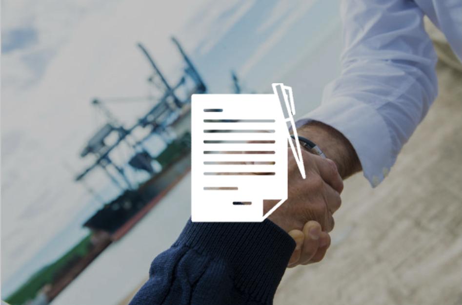 Cerrar la venta de un barco