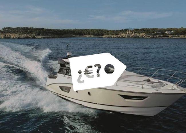 Cómo decidir el precio de venta de tu barco
