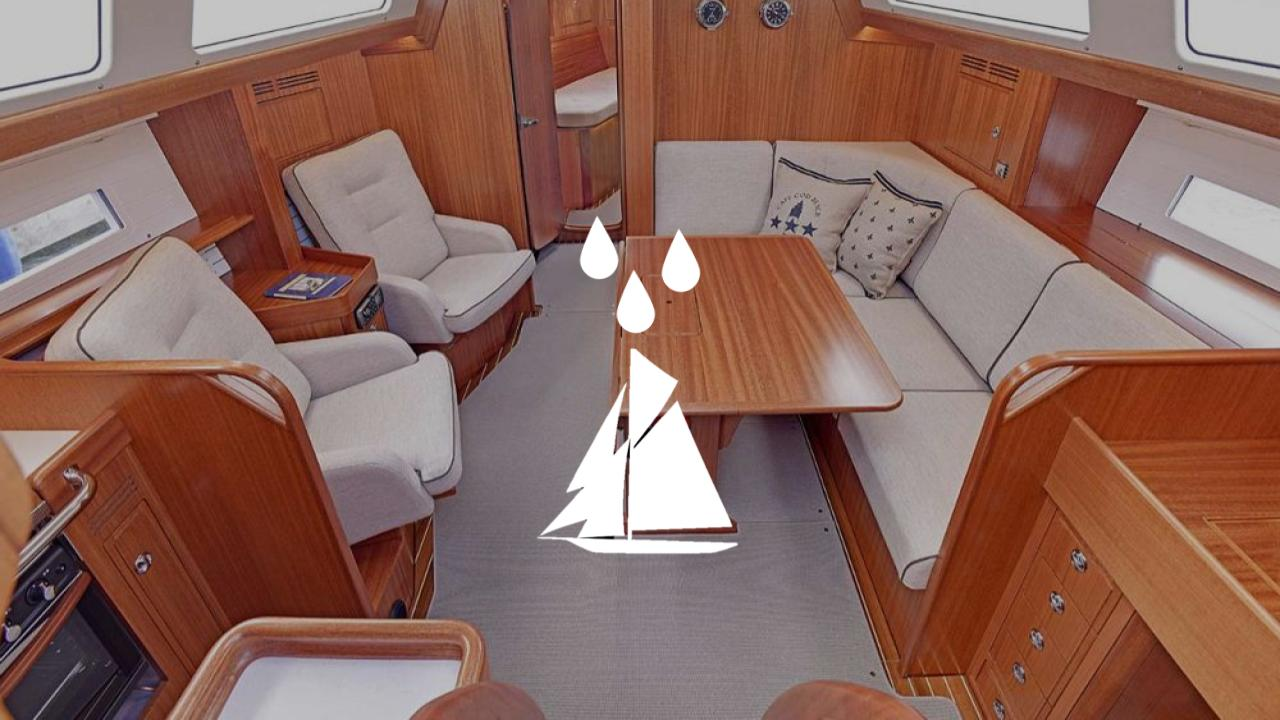 humedad barco