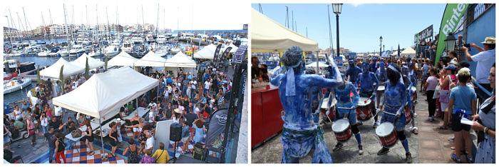 Fenautica Feria náutica Tenerife