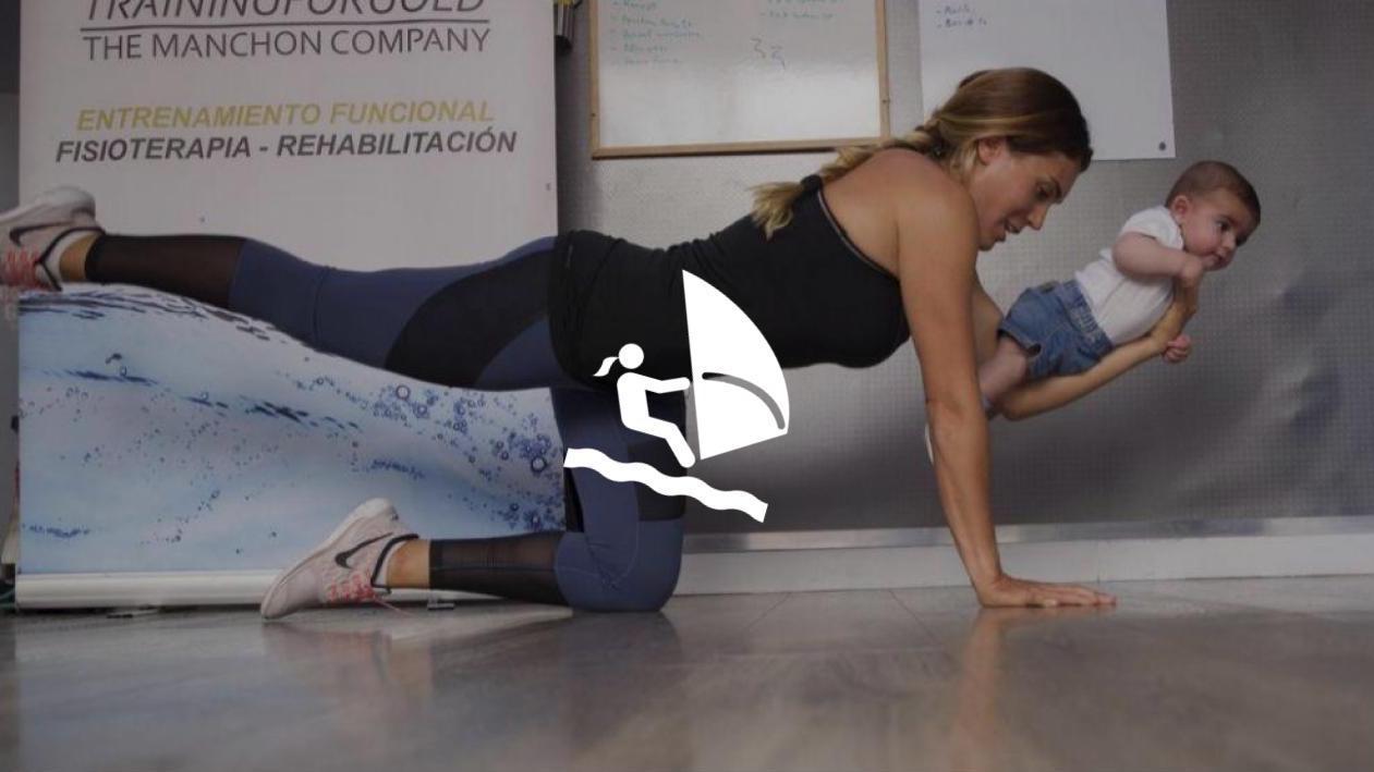 Blanca Manchón, una referente para las madres deportistas